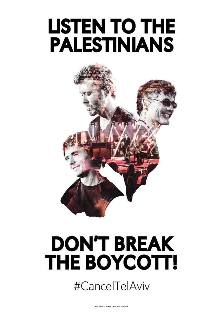 #CancelTelAviv
